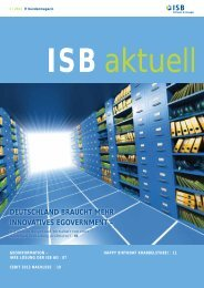 Download (PDF ~941 KB) - ISB AG