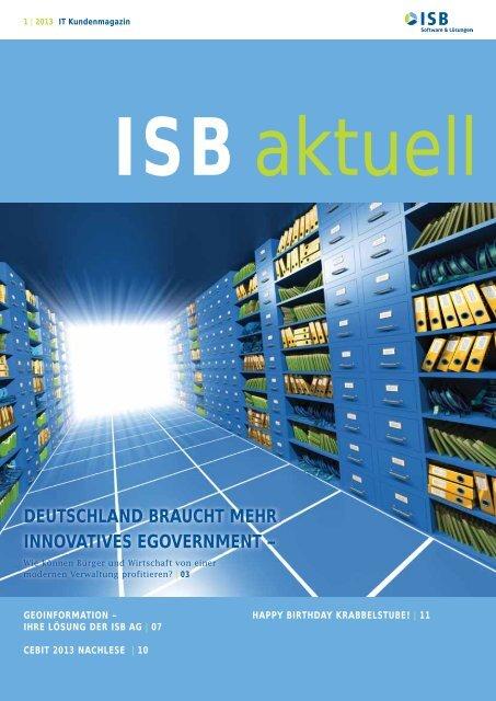 Download (PDF ~941 KB) - ISB AG