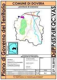PGT_DDP\F4_relazione di progetto.pdf - Comune di Dovera
