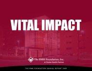 The BMH Foundation, Inc. - IU Health