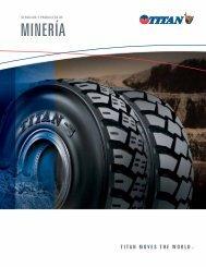 servicios de minería - Titan International