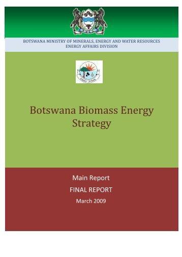 Report (pdf, 2.9 MB, EN) - EUEI Partnership Dialogue Facility (PDF)