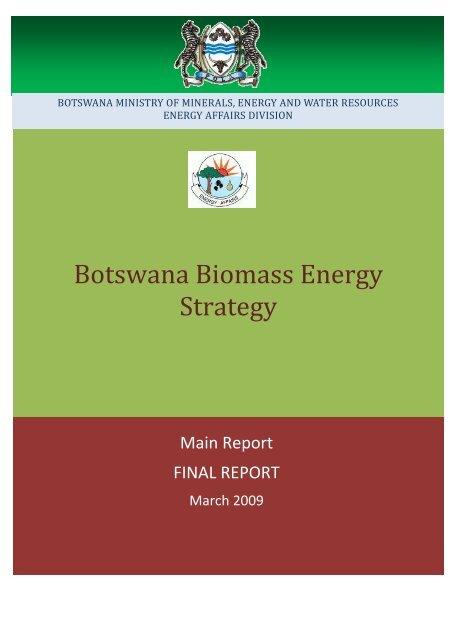 Project Title: Biomass En