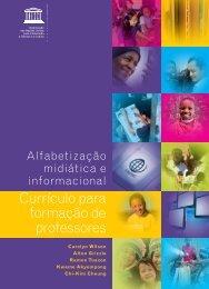 Alfabetização midiática e informacional: currículo para ... - Sala Aberta