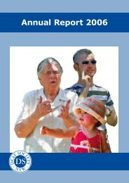 Annual Report 2006 - The Deaf Society of NSW