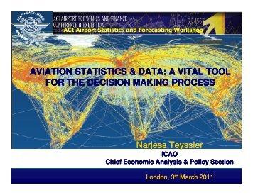 aviation statistics & data - Airports Council International