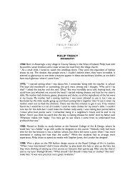 PHILIP TREACY - The G Hotel