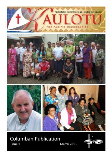Columban Publication - St Columbans Mission Society