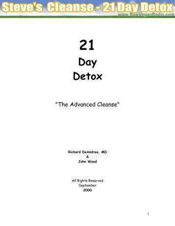 21 day sugar detox pdf download
