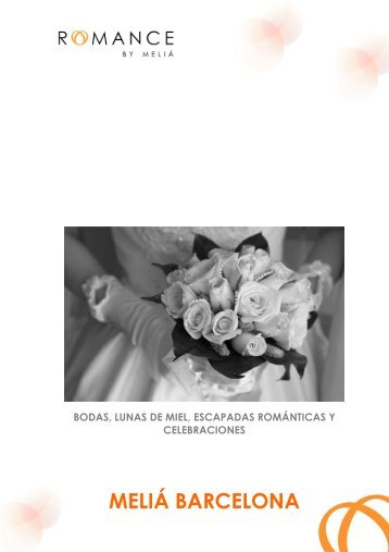 bodas en melia barcelona - Meliá Hotels & Resorts