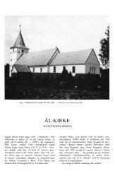 ÅL KIRKE - Danmarks Kirker - Nationalmuseet