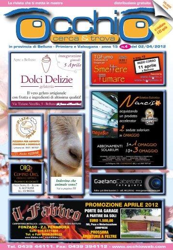PROMOZIONE APRILE 2012 - Occhio