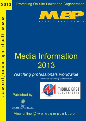 MEP Front Page.qxd - Global Media Publishing Ltd. - Uk.com
