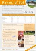 Courrier d'été d'Igls - Sporthotel Igls - Page 3