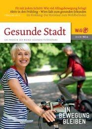 gesunde stadt - Wiener Gesundheitsförderung