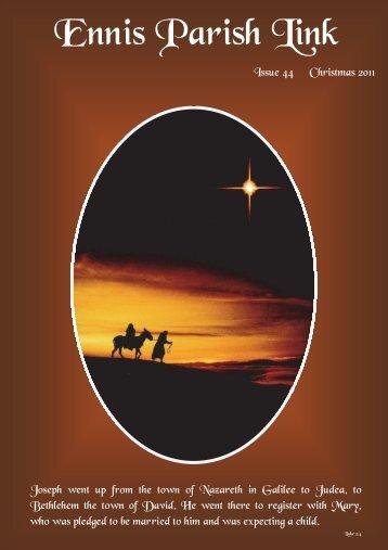 Christmas 2011 For Printers - Ennis Parish