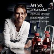 Are you a Eurostar? - Dansk Biotek