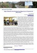 Boletín informativo N°10 -Dic 2009- pdf - Riesgo y Cambio Climático - Page 4
