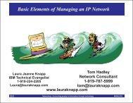 IP Management Basics - Laura Jeanne Knapp