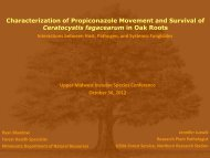 C. fagacearum - Midwest Invasive Plant Network