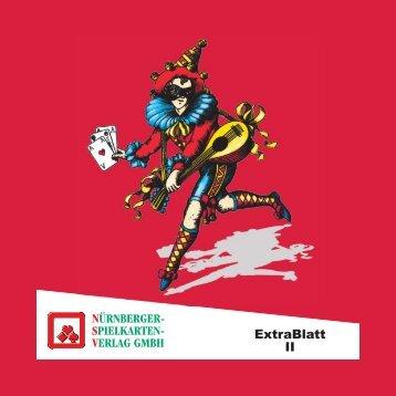 ExtraBlatt II