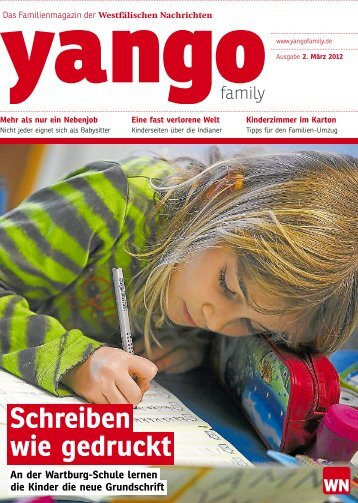Schreiben wie gedruckt - Grundschulverband