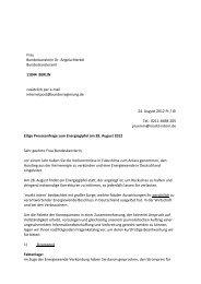 Fragenkatalog an Bundeskanzlerin Angela Merkel - Volksinitiative ...