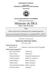 PDF (in French) - Lamsade