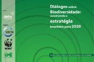 Biodiversidade Brasileira: análise de situação e ... - MEBB