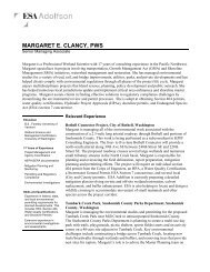 Margaret Clancy - Island County Government
