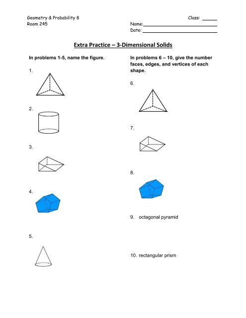 Extra Practice Worksheets - 3D Geometry.pdf