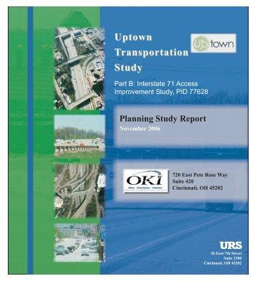 Uptown Transportation Study - OKI