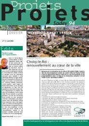 SADEV_11_A JOUR.qxd - Conseil général du Val-de-Marne