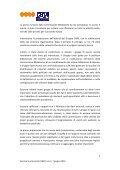 LE INIZIATIVE DELLA COMMISSIONE BIBLIOTECHE DELLA CRUI - Page 4