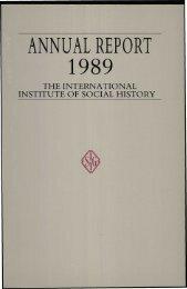K - International Institute of Social History