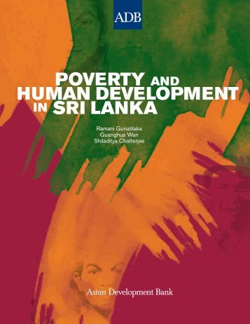poverty and human development in sri lanka - India Environment ...