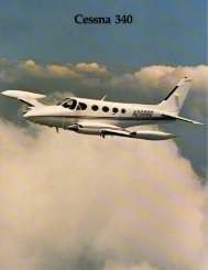 1984Cessna 340 Performance and Specifications - Aero Resources ...