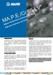 MA.P.E./Cr 05 LV* - Mapei
