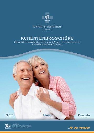 Patientenbroschüre niere - Urologische Klinik Startseite ...