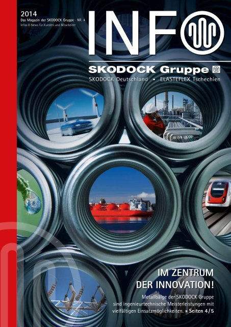 SKODOCK Magazin 2014