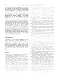 Effect of continuous grazing on forage quality, quantity and animal ... - Page 6