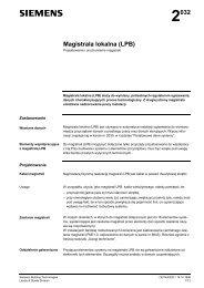 2032 Magistrala lokalna (LPB) - ALPAT