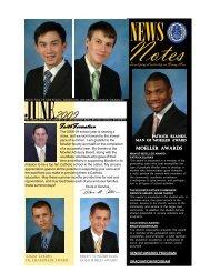 june 2009 (printable) - Login - Archbishop Moeller High School
