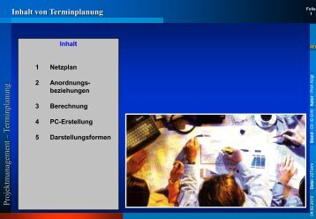 l Terminplanung - Rz.fh-augsburg.de