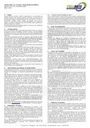 Abonnementsvilkår for Medarbejderbredbånd - Fullrate [PDF]