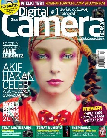 Digital Camera Polska, marzec 2012 - UlubionyKiosk