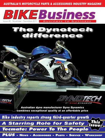 Issue 026 - Bike Business Magazine Home Page
