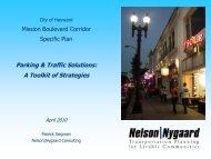 Traffic Reduction Strategies - City of HAYWARD