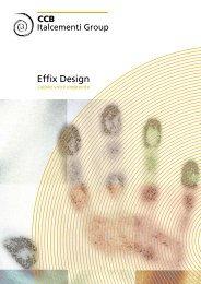 La plaquette Effix Design - CCB