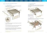 Utilizzo e installazione dei pannelli di grigliato - Italiana Keller Grigliati